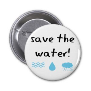 Image from Zazzle.com ( Water Conservation Accessories)