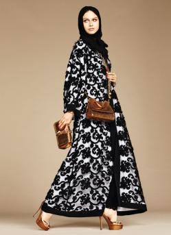 D&G hijab line